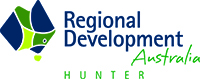 RDA Hunter Logo